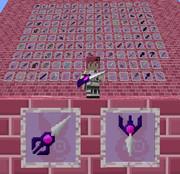 【Minecraft 】×32:守護剣フラガ・ラ・ビット【テクスチャ見本】