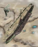 戦略航空母艦 エカルラード