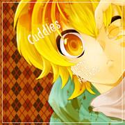 Cuddles【HTF擬人化】