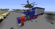 Transformers オプティマスプライム ビークルモード