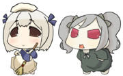 ぷちめい!&ぷちぐー!【※トレス】