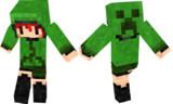 【Minecraft】クリーパーカー【イメージ】