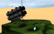 MM4バージョン ATMミサイル