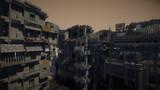 【Minecraft】トタンの廃墟街in影MOD