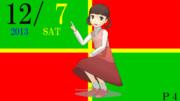 【MMDペルソナ】 2013/12/7 【P4】