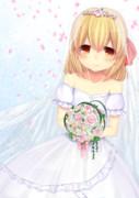 るーみあちゃんと結婚しました