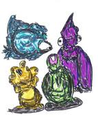 奇妙な生物たち5