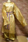 奈良時代の衣装 大歌袍ベースの舞台衣装