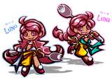 ルーナ&ルーノ姉妹