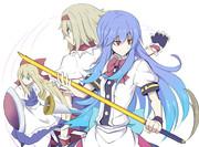 天子とアリス