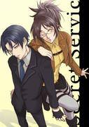 【進撃】リヴァイとハンジ