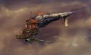 帝国重砲艦 アトラトル