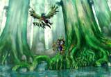 聖なる樹海
