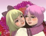 【ゆるゆり】♪京子とあかりん♪【ゆるゆり】
