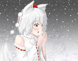 椛(寒い・・・)