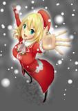 愛宕クリスマスカラーver