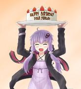 ゆかりさん誕生日おめでとうございます