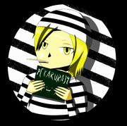 【依頼絵】依頼者のイメージで→囚人