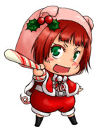 クリスマスはすっこさん【透過版】