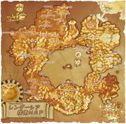 レンダーシア探検MAP