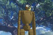 宇宙一ボーっとしてるのが好きな庭師ロボ