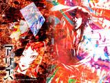 [1024×768]今際の国のアリス(クラブサンデーぷらす1周年記念壁紙)