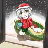 うちの子サンタがやってきたー