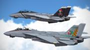【MMD空軍】 サンタクロースがやってくる 【第四回MMD航空祭】