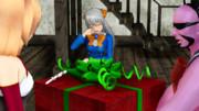 【MMD】イト姫さまにプレゼント「嬉しさでも涙は出るものだな」