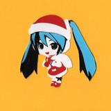 【切り絵】サンタミク