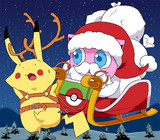 クリスマスとプリンくん