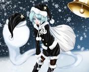 黒サンタ妖夢