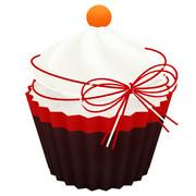 お正月用のカップケーキ_ver1.1