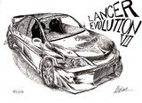 三菱 Lancer EvolutionⅦ