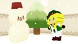 雪だるまさんこんにちは~