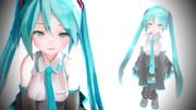 Appearance Miku_大人バージョン 正式版配布