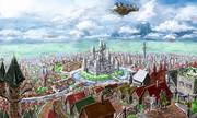魔法都市みたいなの