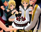 Happy birthday Rin & Len!