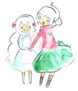 マリーとコニー