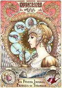 トルメキア帝国第四皇女