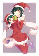 クリスマス小鳥さん