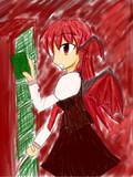 【五枚目】小悪魔【紅魔郷】