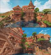 【Minecraft】 こんな家に住んでみたい!