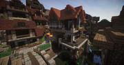 【Minecraft】The Second Town -Myrtus- 3