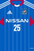 横浜F・マリノス 2013 adidas