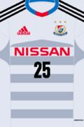 横浜F・マリノス 2013 adidas away