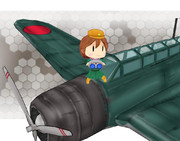 【MMD艦これ】九七式艦攻妖精ver1.0