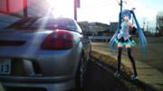 今年最後の洗車したよ