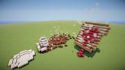 【Minecraft】パンとコヒー