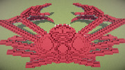【Minecraft】カニ